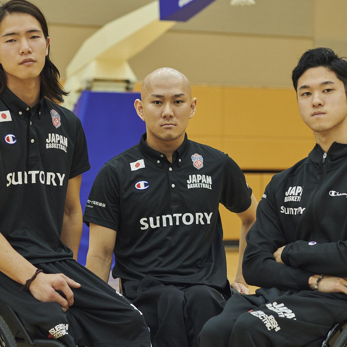 車いすバスケットボール若きホープ3人にインタビュー!