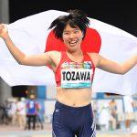兎澤朋美が走り幅跳びで東京パラ内定。素顔は研究熱心な「質問魔」だ